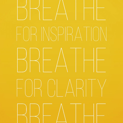 What is possible with breathwork?