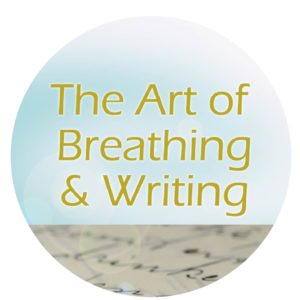 Catherine Man Breathwork Art of Breathing and Writing Workshop